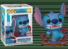 Funko Pop! Lilo and Stitch: Monster Stitch #1049