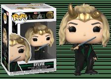 Funko Pop! Loki: Sylvie #897