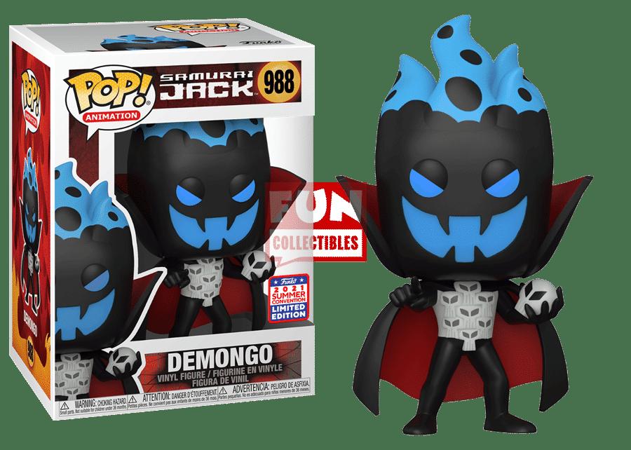 Funko Pop! Samurai Jack: Demongo #988 (Summer Convention)