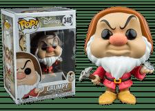 Funko Pop! Snow White: Grumpy with Diamond #348