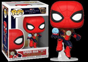 Funko Pop! Spider-Man No Way Home: Spider-Man (Integrated Suit)