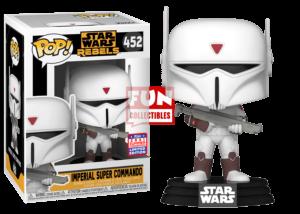 Funko Pop! Star Wars Rebels: Imperial Super Commando (Summer Convention)