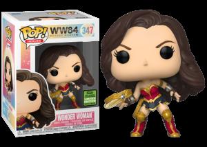 Funko Pop! Wonder Woman 84: Wonder Woman #347 (Spring Convention)