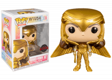 Funko Pop! Wonder Woman in Golden Armor #330