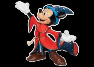 Disney Showcase: Sorcerer Mickey