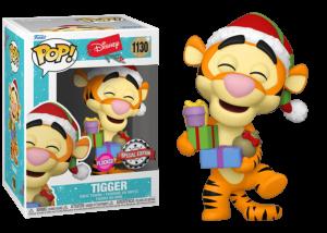 Funko Pop! Holiday Tigger #1130 (Flocked)