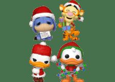 Funko Pop! Disney Holiday Set (4 Pops)
