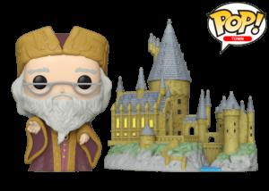 Funko Pop! Harry Potter: Dumbledore with Hogwarts