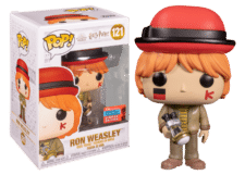 Funko Pop! Harry Potter: Ron at World Cup #121 (Fall Convention)