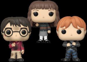 Funko Pop! Harry Potter: Philosopher's Stone 3 Pop Bundle