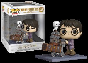 Funko Pop! Harry Potter: Harry Pushing Trolley #135