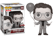Funko Pop! Icons: Stephen King with Red Balloon #55
