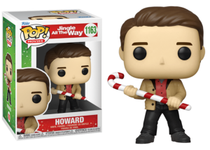 Funko Pop! Jingle All The Way: Howard #1163