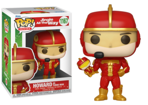 Funko Pop! Jingle All The Way: Howard as Turbo Man #1167