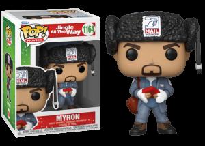 Funko Pop! Jingle All The Way: Myron #1164