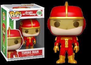 Funko Pop! Jingle All The Way: Turbo Man #1165