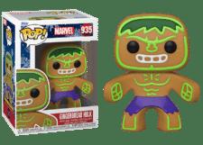 Funko Pop! Marvel Holiday: Gingerbread Hulk #935