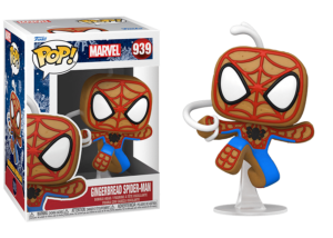 Funko Pop! Marvel Holiday: Gingerbread Spider-Man #939