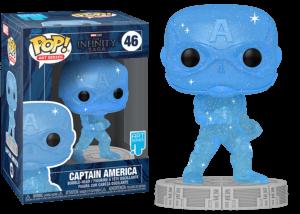 Funko Pop! Marvel Infinity Saga: Captain America #46