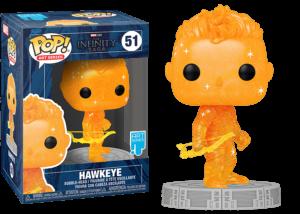 Funko Pop! Marvel Infinity Saga: Hawkeye #51