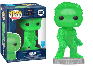 Funko Pop! Marvel Infinity Saga: Hulk #48