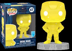 Funko Pop! Marvel Infinity Saga: Iron Man #47