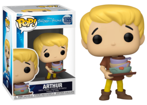 Funko Pop! Sword in the Stone: Arthur #1099