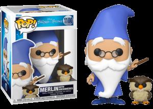 Funko Pop! Sword in the Stone: Merlin #1100