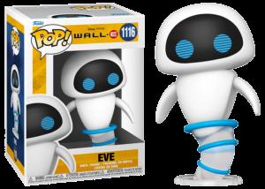 Funko Pop! Wall-E: Eve Flying #1116