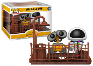 Funko Pop! Wall-E: Wall-E and Eve #1119