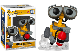 Funko Pop! Wall-E: Wall-E with Fire Extinguisher #1115