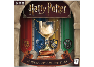 Harry Potter House Cup Competition (English)