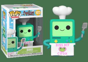 Funko Pop! Adventure Time: BMO Cook #1073