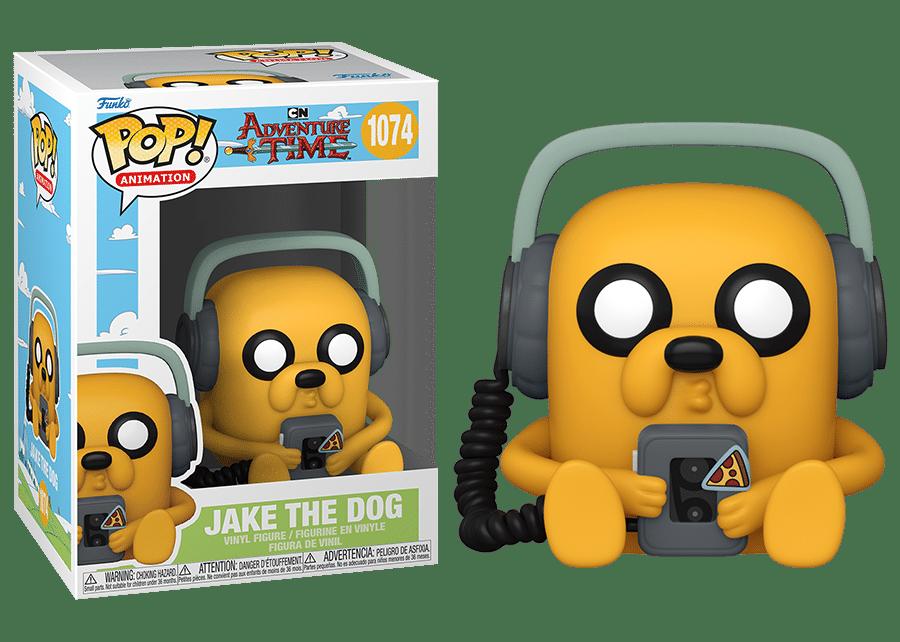 Funko Pop! Adventure Time: Jake the Dog #1074