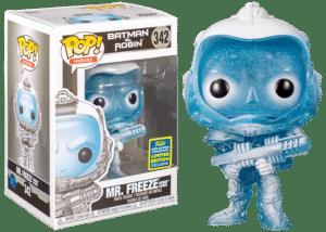 Funko Pop! Batman and Robin: Mr. Freeze (GitD) (Summer Convention) #342