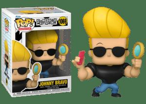Funko Pop! Cartoon Network: Johnny Bravo #1069
