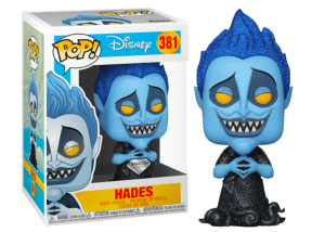 Funko Pop! Hercules: Hades (Diamond/Glitter) #381