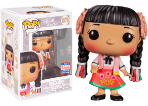 Funko Pop! It's a Small World: Mexico #1076 (Summer Convention)