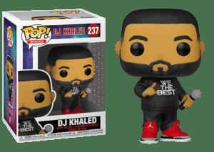 Funko Pop! Rocks: DJ Khaled #237