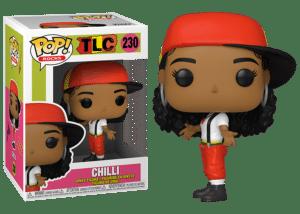 Funko Pop! Rocks: TLC - Chilli #230