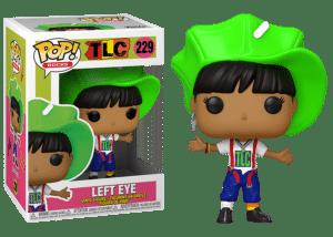 Funko Pop! Rocks: TLC - Left Eye #229
