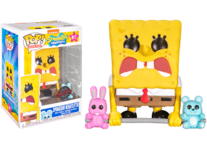 Funko Pop! Spongebob Weightlifter #917