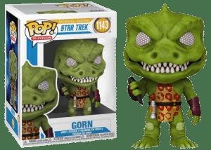 Funko Pop! Star Trek: Gorn with Weapon #1143