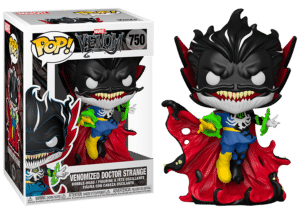 Funko Pop! Venomized Dr. Strange with Energy #750