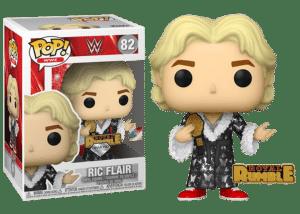 Funko Pop! WWE: Ric Flair (Diamond/Glitter with Pin) #82