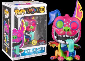 Funko Pop! Coco: Alebrije Dante (Glow in the Dark) #1086