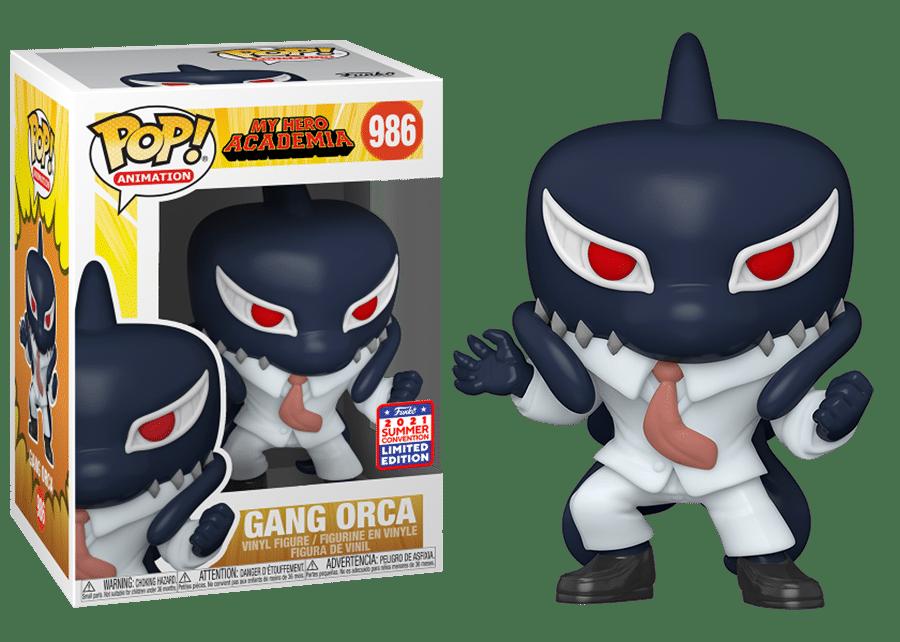 Funko Pop! My Hero Academia: Gang Orca (Summer Convention) #986