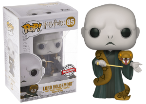 Funko Pop! Harry Potter: Lord Voldemort with Nagini #85
